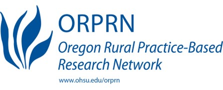 Oregon Rural Practice-Based Research Network
